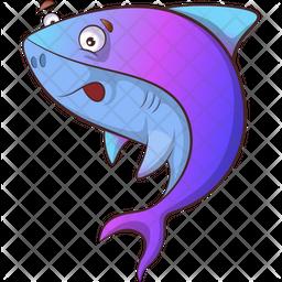 Fish Shock Icon