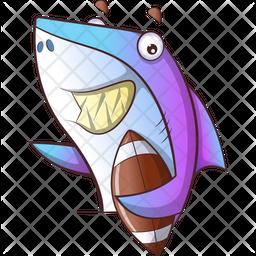 Fish Sport Icon