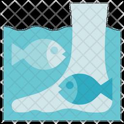 Fish Treatment Icon