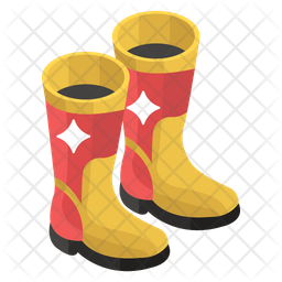 Fishing Boots Icon