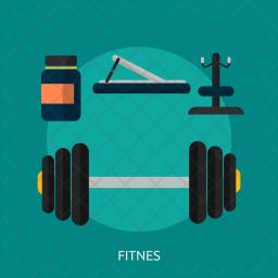 Fitnes Icon