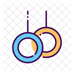 Fitness Rings Icon