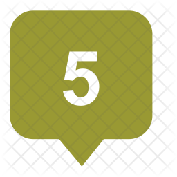 Five place Icon