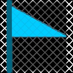 Flag Flat Icon