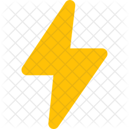 Flash Auto Flat Icon