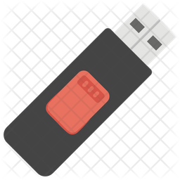 Flash Drive Icon Of Flat Style Available In Svg Png Eps Ai Icon Fonts