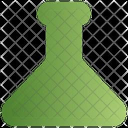 Flask Gradient Icon