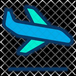 Flight Arrival Icon