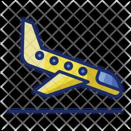 Flight Landing Icon