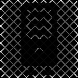 Floor Ac Icon