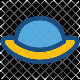 Floppy Hat Icon