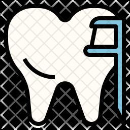 Flossier Dental Icon