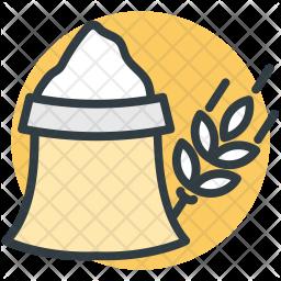 Flour Icon