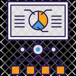 Flowchart Icon