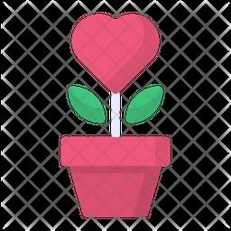 Flower Flat Icon