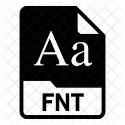 Fnt file Icon