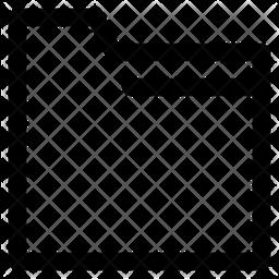 Folder Line Icon