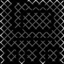 Folder architecture Icon