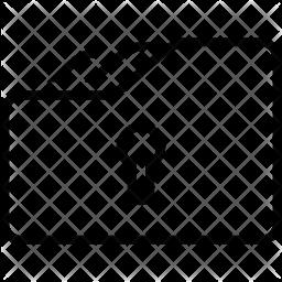 Folder encryption Icon