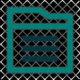 Folder Name Icon