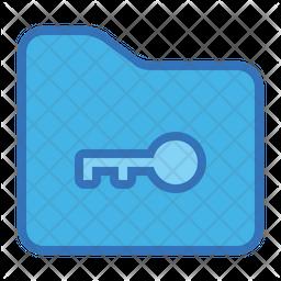 Folder Safe Icon
