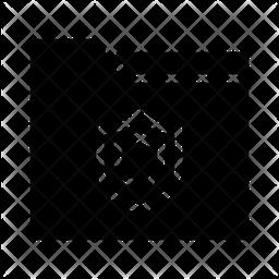 Folder Shiel Icon