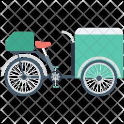 Food Bike Icon