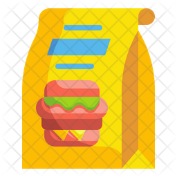 Food Package Icon