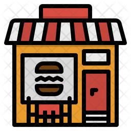 Food Stall Icon