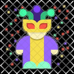 Fool mask Icon