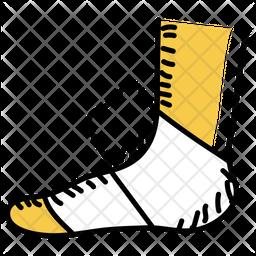 Foot Bandage Icon