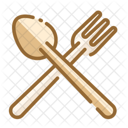Fork And Spoons Icon