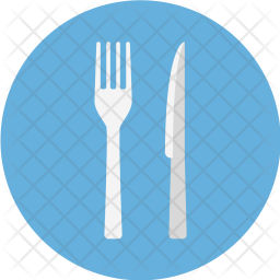 Fork, Knife, Cutlery, Restaurant, Service, Serve Icon