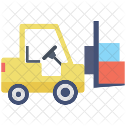 Forklift Icon