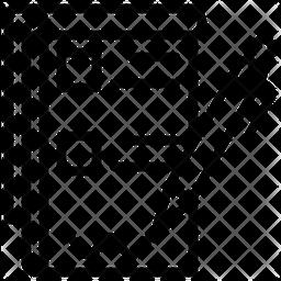 Form Line Icon