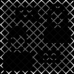 Forum Discussion Glyph Icon