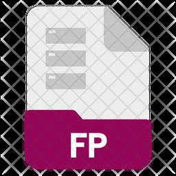 Fp file Icon