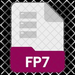 Fp7 file Icon