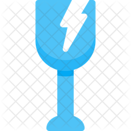 Fragile Flat Icon