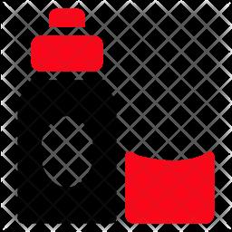Fragrance Glyph Icon