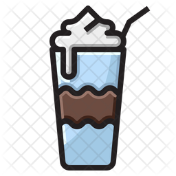 Frappe Colored Outline Icon