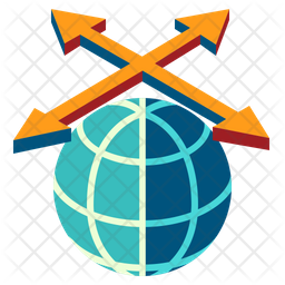 Free Trade Area Icon Of Isometric Style Available In Svg Png Eps Ai Icon Fonts
