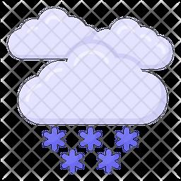 Freezing Rain Icon