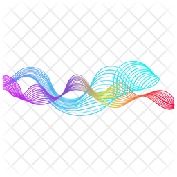 Frequency Waves Icon