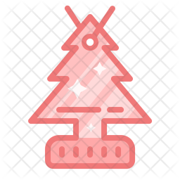 Freshener, Spruce, Needles, Smell, Clean Icon