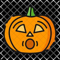 Fright Emoji Icon