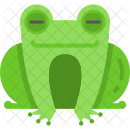 Frog Icon Of Flat Style Available In Svg Png Eps Ai Icon Fonts
