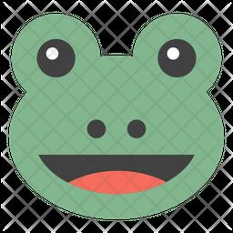 Frog Emoji Emoji Icon