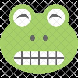Frog Emoji Icon