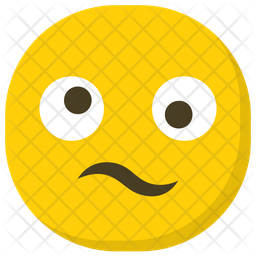 Frowning Face Icon